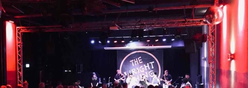 The Wright Thing im Billy Blues // Ziegler